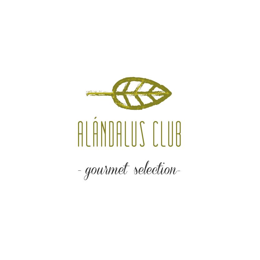 Logo Alándalus club gourmet Cadiz